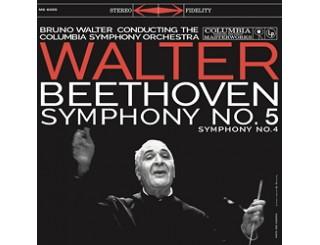 Disque vinyle Beethoven - Symphonies n°4 et n°5 (par Bruno Walter) - MS6055