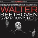 Beethoven - Symphonies n°4 et n°5 (by Bruno Walter) vinyl record - MS6055