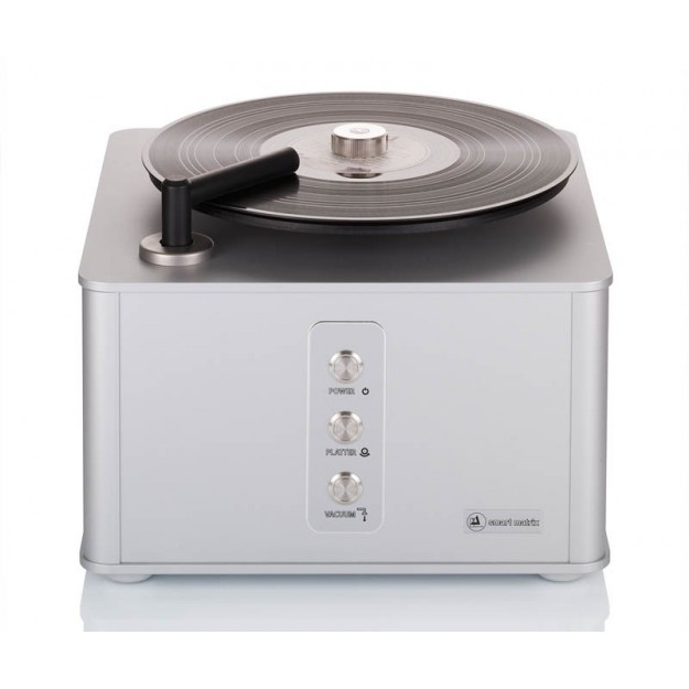 Clearaudio Smart Matrix Pro Silver record cleaning machine