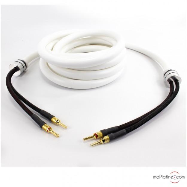 Câbles haut-parleurs Viard Audio Silver HD20 HP
