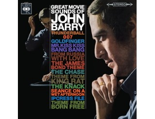 Disque vinyle John Barry - Great Movie Sounds of John Barry