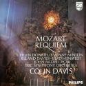 Mozart - Requiem vinyl record (by Colin Davis)