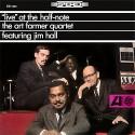 The Art Farmer Quarter - Live at the Half-Note vinyl record