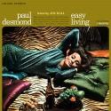 Paul Desmond - Easy Living vinyl record