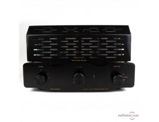 Amplificateur intégré à tubes Pier Audio MS-66 SE