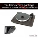 Pro-Ject X-tension 9 - Ortofon MM Pack Edition turntable - Eucalytpus