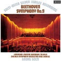 Beethoven - Symphony n°9 vinyl record (by Solti)