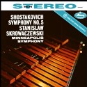 Shostakovich - Symphony n°5 vinyl record (by Skrowacziewski)