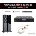 Amp & speakers package - Rubi