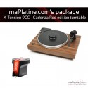 Pro-Ject X-Tension 9 - Cadenza Red edition turntable pack - Walnut