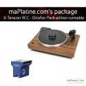 Pro-Ject X-tension 9 - Ortofon Pack Edition turntable - Walnut
