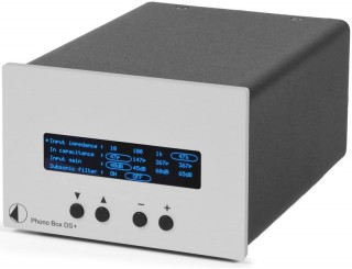 Pro-Ject Box DS + Preamplifier