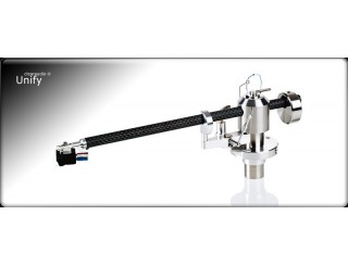 Clearaudio Unify Black Carbon tonearm