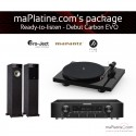 Ready-to-listen package - Debut Carbon EVO