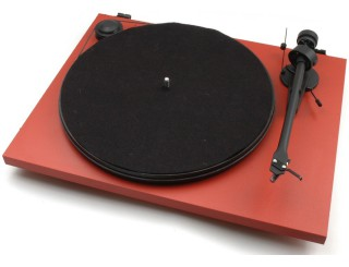Pro-Ject Essential II manual vinyl turntable
