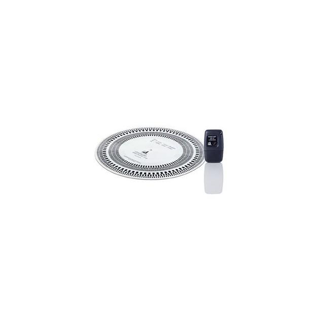 Clearaudio Speed light source+Testrecord kit