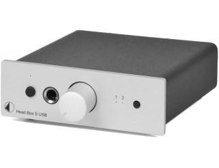 Pro-Ject Head Box S USB headphone amplifier