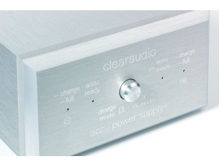 Clearaudio Accus Plus battery-powered power supply