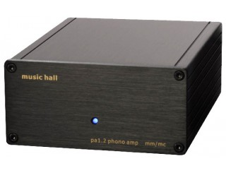Music Hall PA 1.2 phono preamplifier