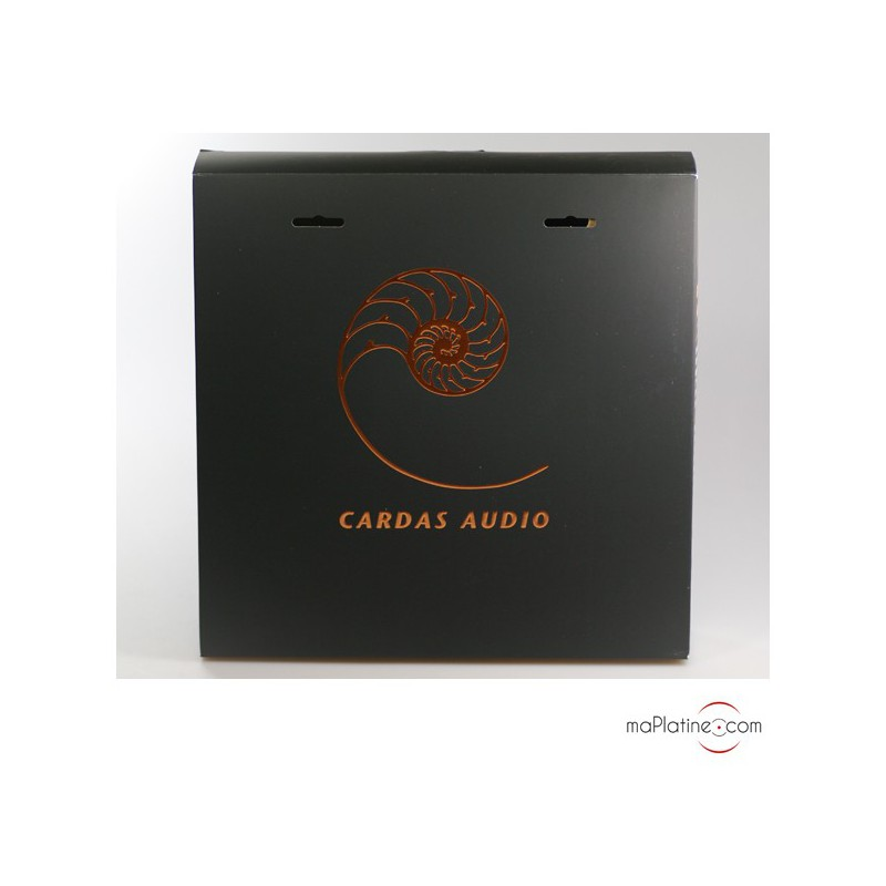 Cardas Micro Twin Phono Cable Maplatine Com