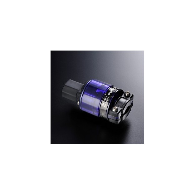 Furutech FI-11 R Rhodium IEC female connector