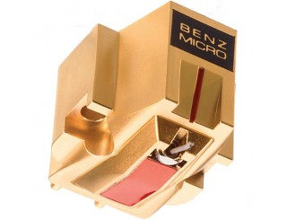 Benz Micro MC Gold cartridge with accessories