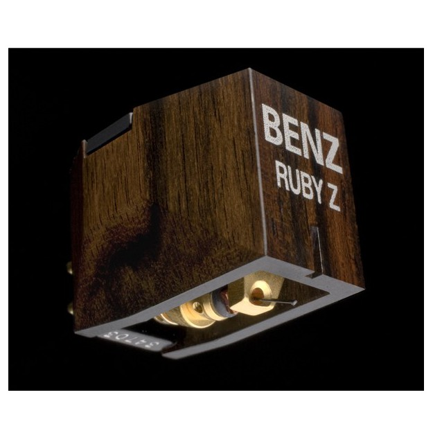 Benz Micro Ruby Z Wood cartridge