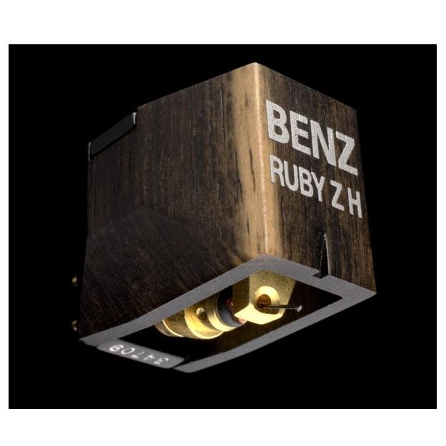 Benz Micro Ruby ZH Wood cartridge