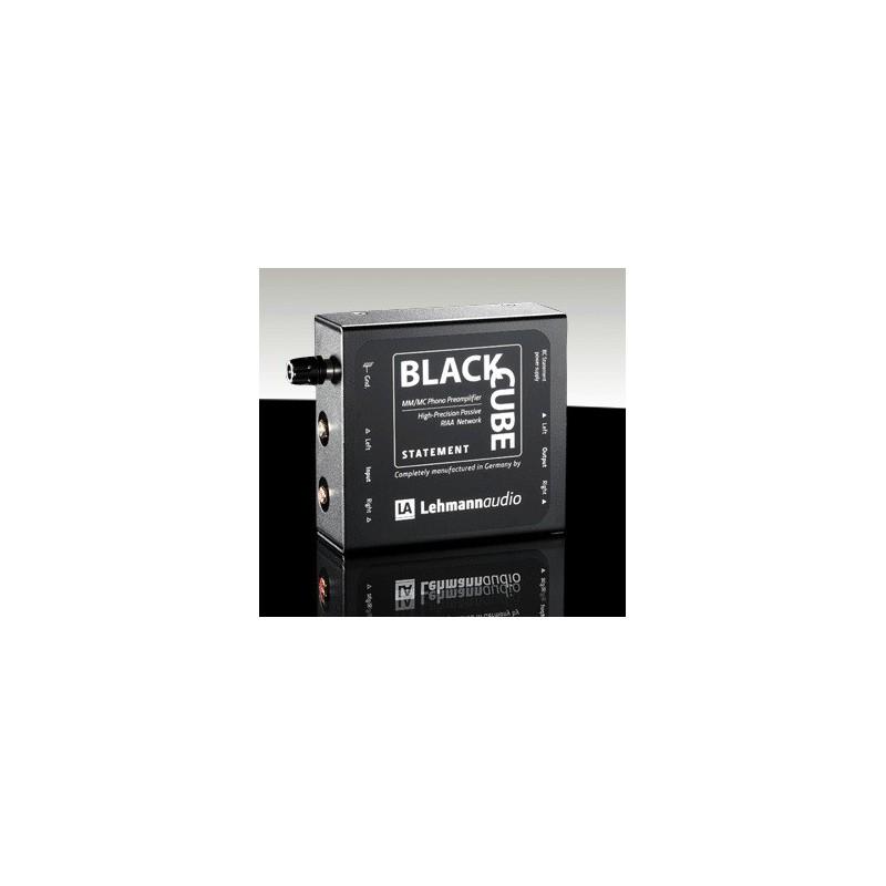 Lehmann Audio BLACK CUBE Statement Phono Preamplifier ...