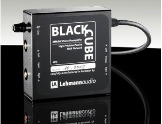 Lehmann Audio BLACK CUBE Phono Preamplifier