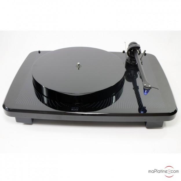 Platine vinyle manuelle Ikura
