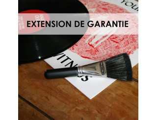 Extension de garantie maPlatine.com - platine vinyle