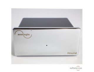 Préamplificateur phono MM/MC Analogis