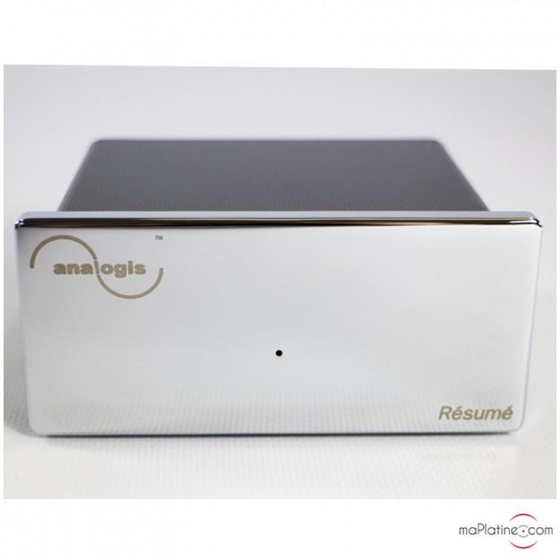 Préamplificateur phono MM/MC Analogis