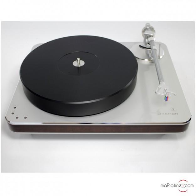 Platine vinyle manuelle Clearaudio Ovation