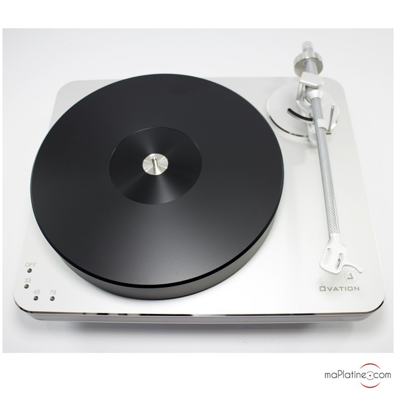 Clearaudio Ovation Manual Turntable Maplatine Com