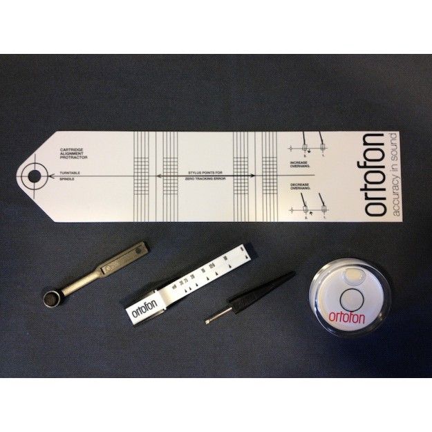 Ortofon phono adjustment kit