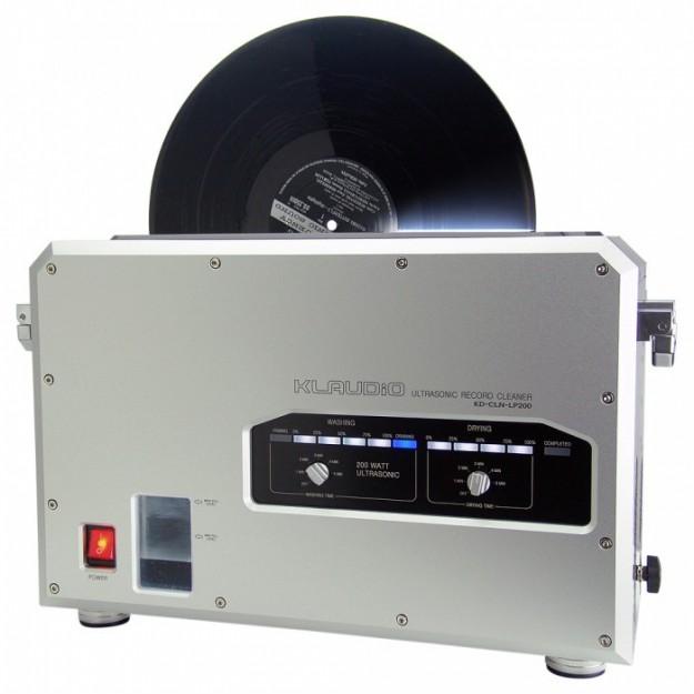 Machine à laver les disques Klaudio Ultrasonic Cleaner