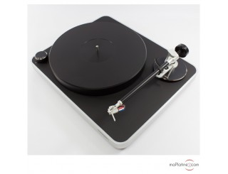 Platine vinyle manuelle Clearaudio Concept - Pack MC