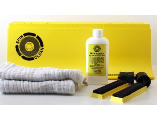 Spin Clean Record Washer system