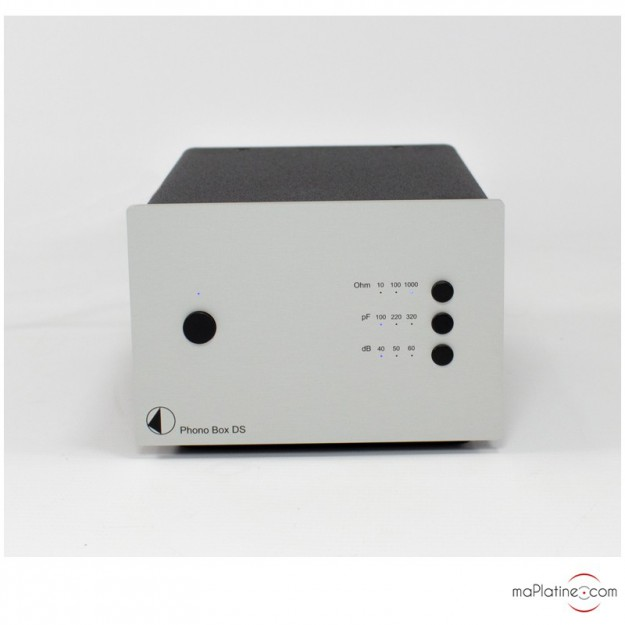 Préamplificateur Pro-Ject Phono Box DS