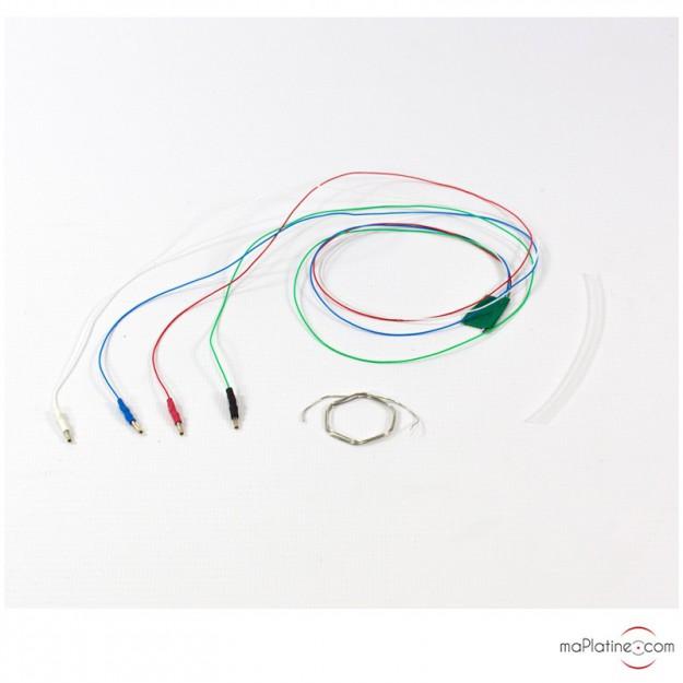 KIT câble de bras et connecteurs cellules maPlatine.com