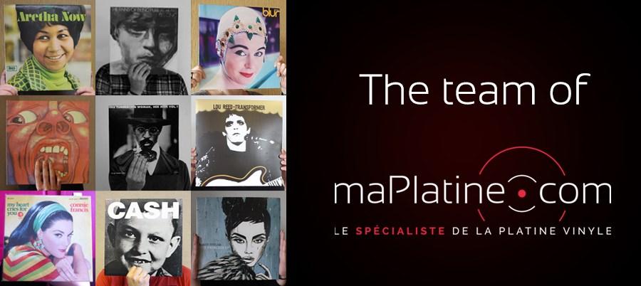 The team of maPlatine.com
