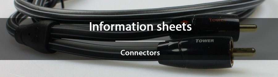 Information sheets - Connectors