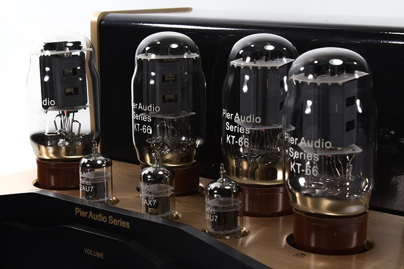 Pier Audio MS-66 SE - Tubes