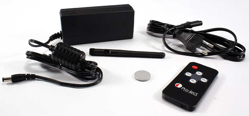 Pro-Ject Stereo Box S2 BT stereo amplifier