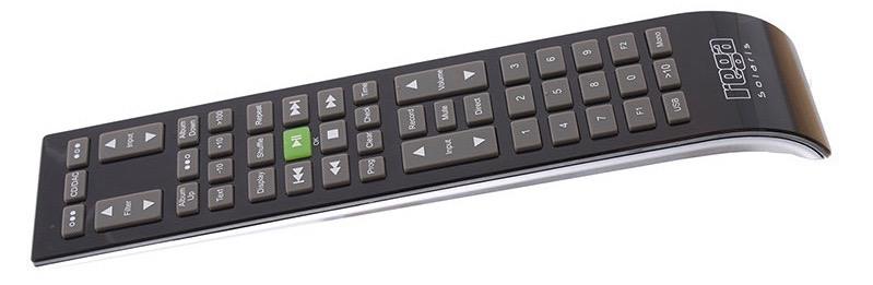 Rega Osiris R - Solaris remote control