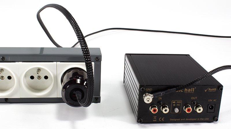 MPL Hum Blocker plug - Connection