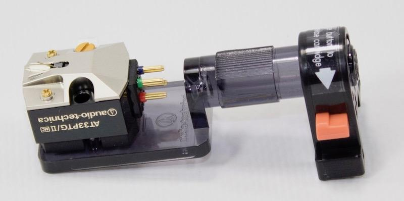 Audio Technica AT 33 PTG - Cartridge
