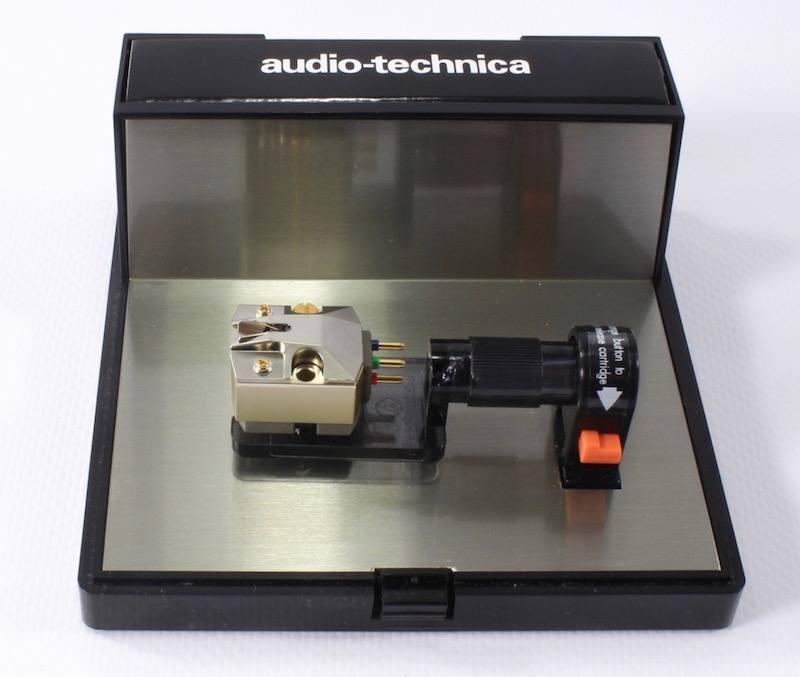 Audio Technica AT 33 SA - Packaging
